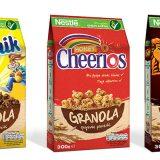 ΝΕΑ δημητριακά GRANOLA- Τραγανές μπουκιές βρώμης!
