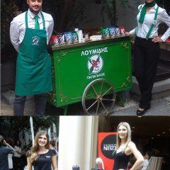 Ο Nescafe & o Λουμίδης στην Παγκόσμια Ημέρα Διατροφής!
