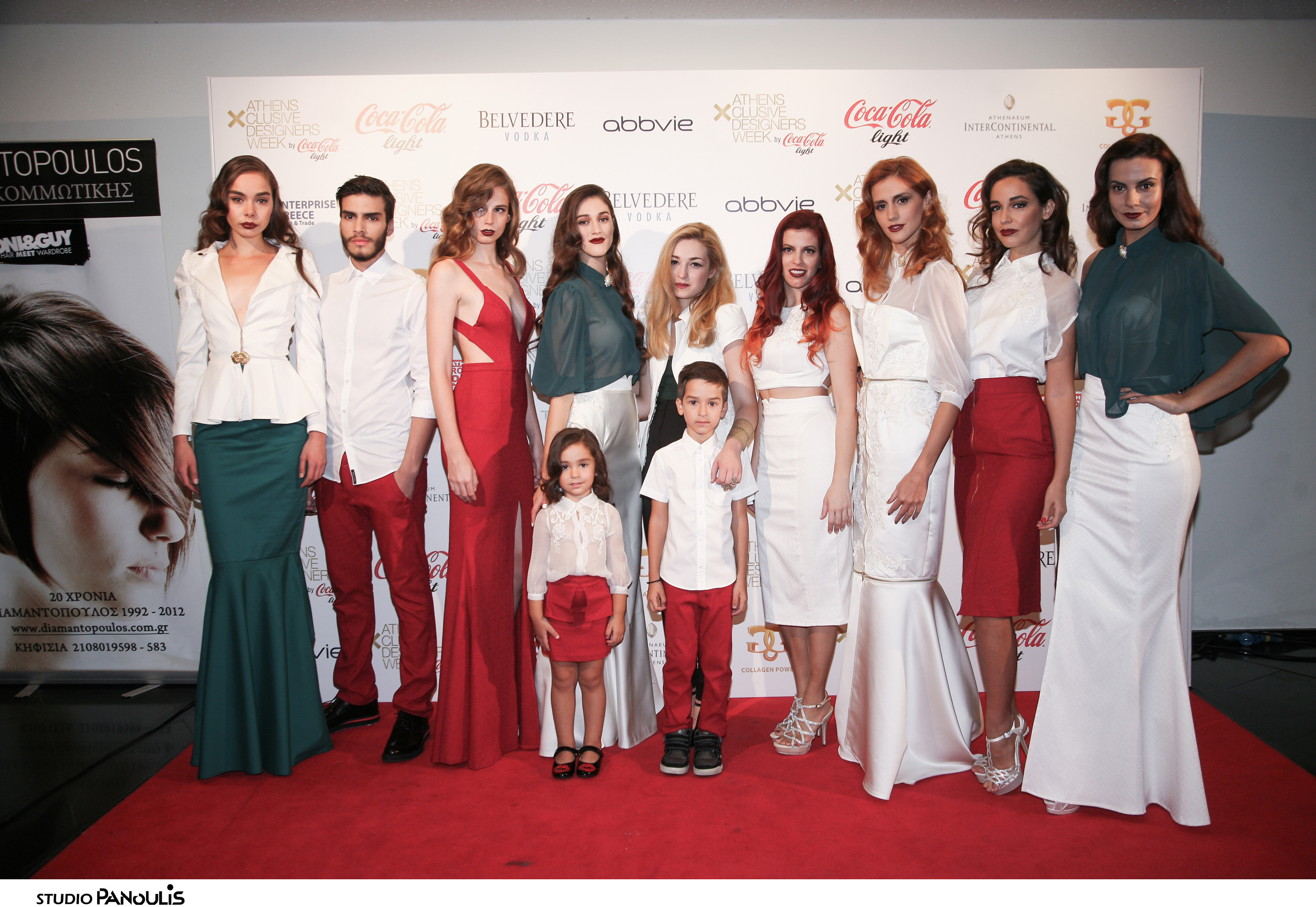 16çò Athens Xclusive Designers Week by Coca-Cola light! - day 3(ÄÔ)