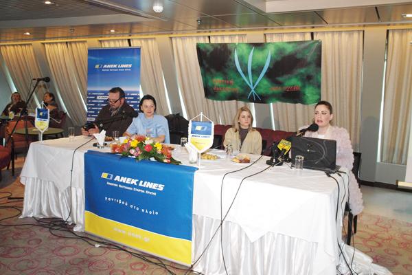 ΑΝΕΚ LINES: Σταθερή Χορηγός του 6ου Συνεδρίου Κρητικής Διατροφής & Υγείας