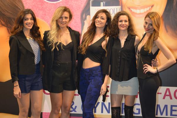 Τo Collagen Pro Active και η Έλλη Παπαγγελή πρωταγωνίστησαν στην 17η Athens Xclusive Designers Week!