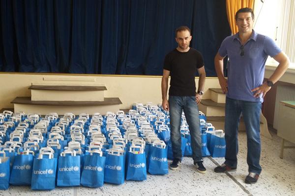 «Γειτονιά Αλληλεγγύης» στα σχολεία   4 χρόνια στήριξης από την ΕΛΑΪΣ-Unilever Hellas