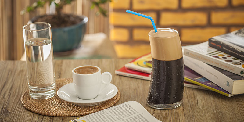 Καφές | Ιδανικός σύμμαχος για δίαιτα και άσκηση πριν από το γυμναστήριο