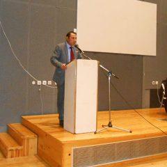Με επιτυχία η παρουσίαση του βιβλίου του Δ.Γρηγοράκη στην Πάτρα