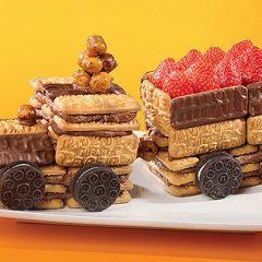 Τα μπισκότα στην παιδική διατροφή