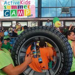 Τελετή λήξης της 1ης περιόδου του Active Kids Summer Camp 2017