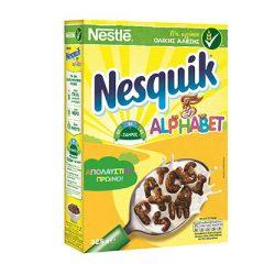 NESQUIK Alphabet από τη Nestlé