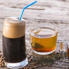Αντιοξειδωτικά: Στιγμιαίος Καφές Vs Τσάι
